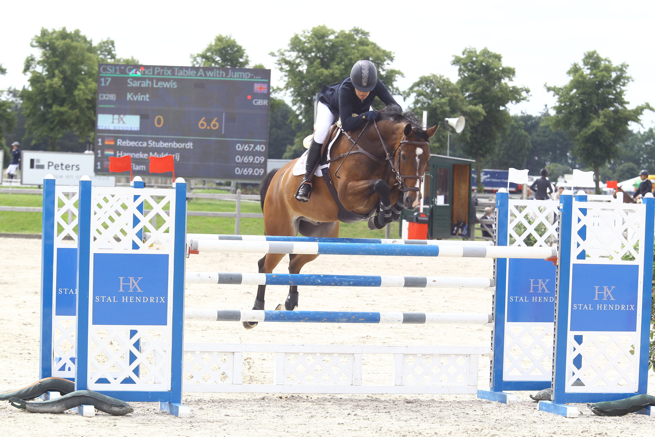 Kvint CSI1* Grand Prix