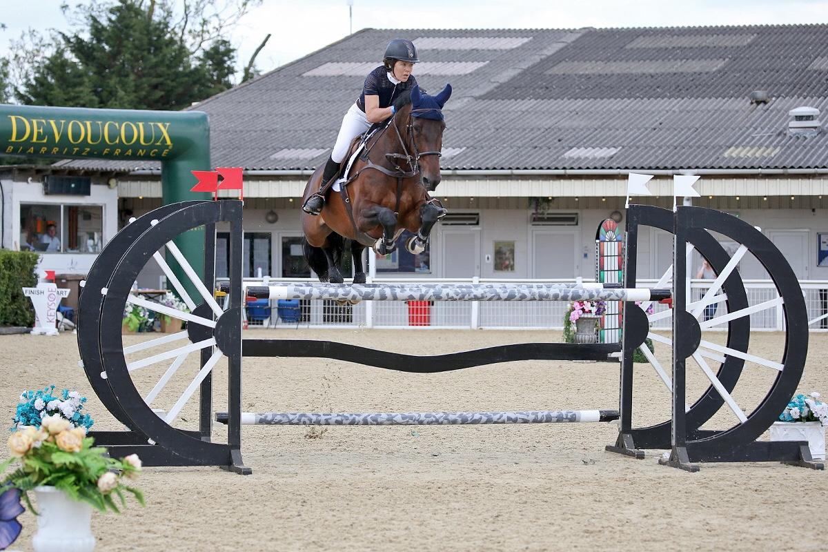 Doonaveeragh Emma 1.25 Jump-off