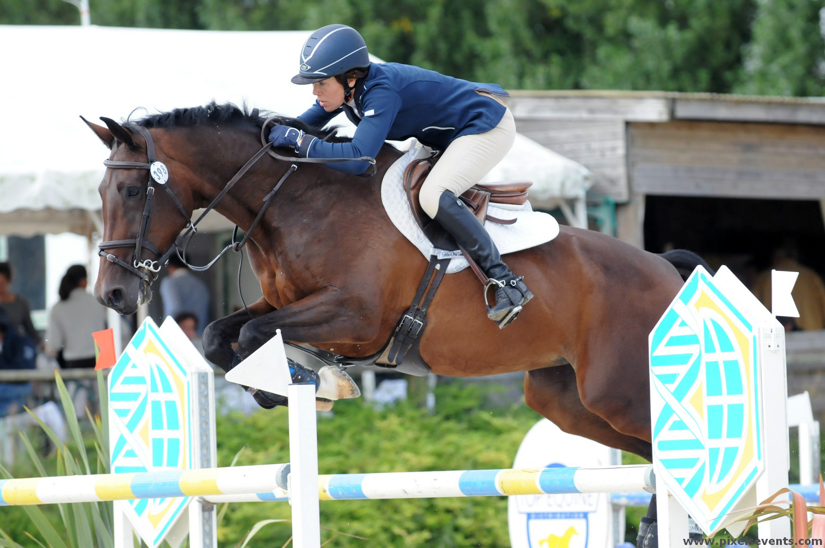 Six Year Old Grand Prix CSIYH1* Auvers