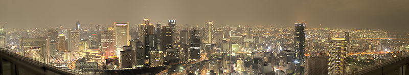Sakai and Osaka – where the future and the past meet