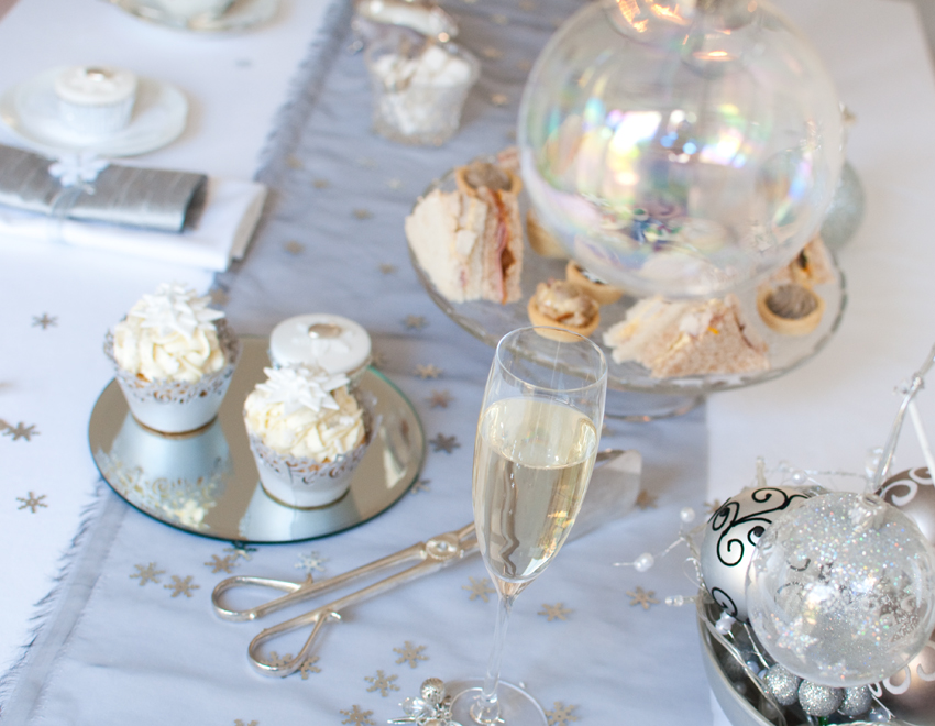 Christmas tea party by The Chipping Norton Tea Set