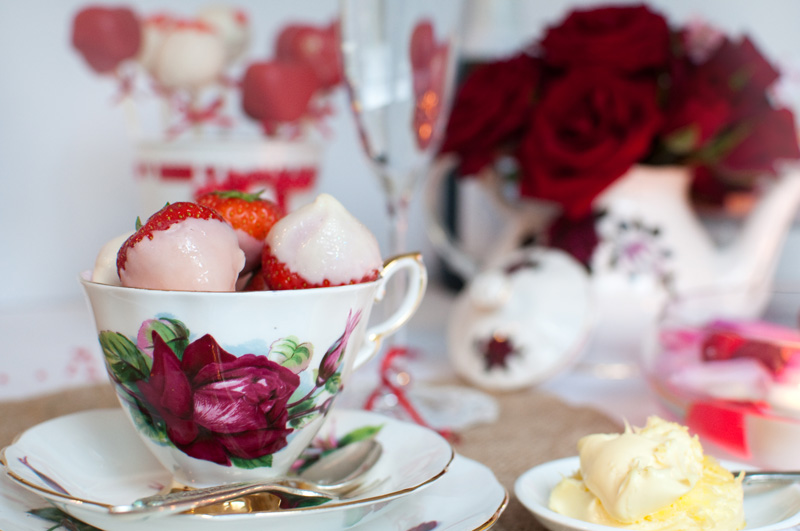 Vintage afternoon tea by The Chipping Norton Tea Set