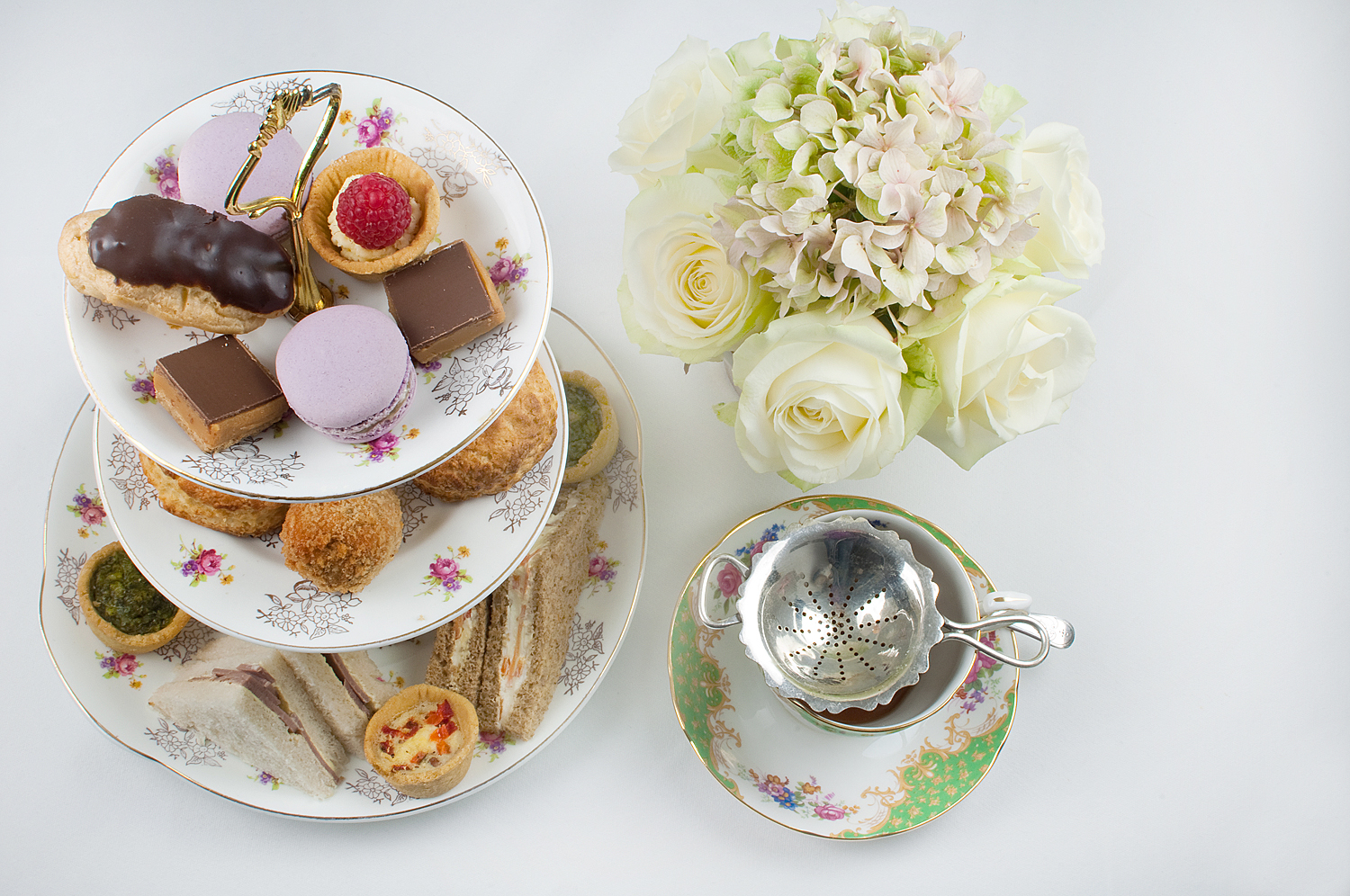See you at your vintage afternoon tea!