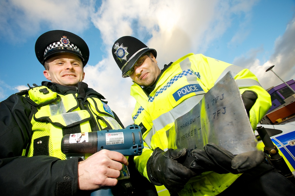 Image by   West Midlands Police under Creative Commons License