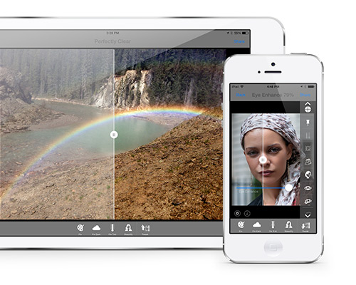 PerfectlyClear for iPhone and iPad