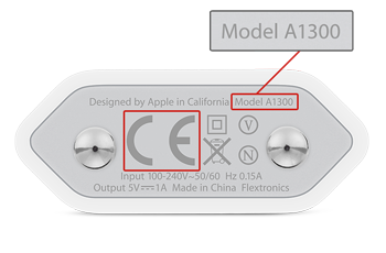Model A1300 - affected model