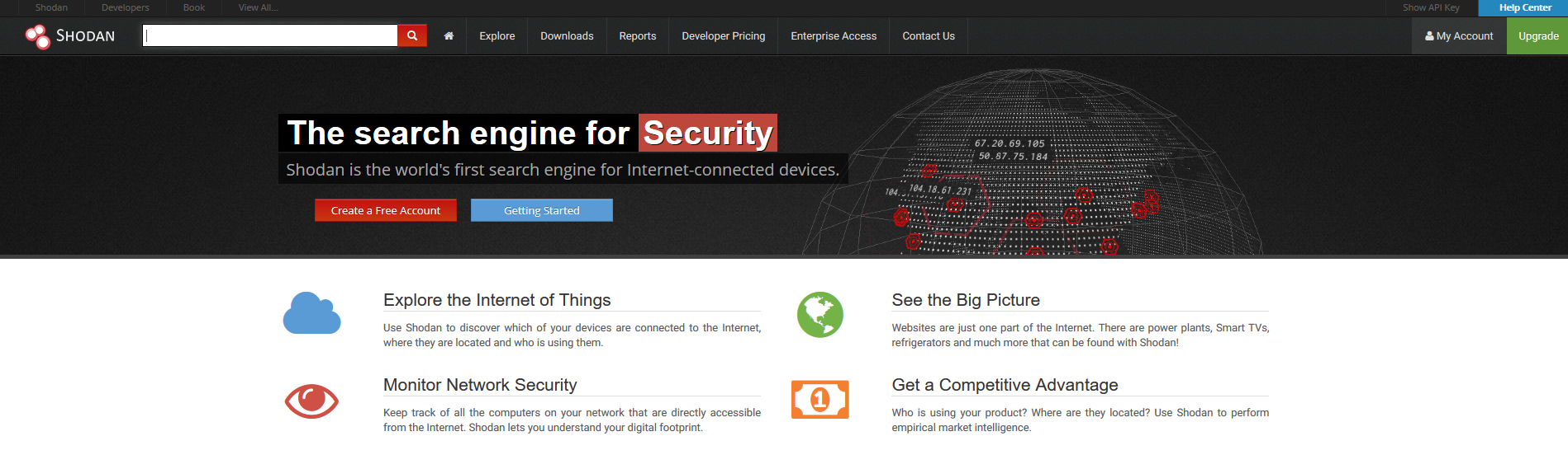 Fun with Shodan and IOT — Insights For Success