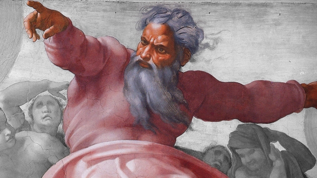 who is the Old Testament God? -