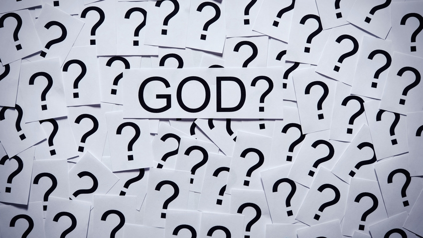 who or what is God? -