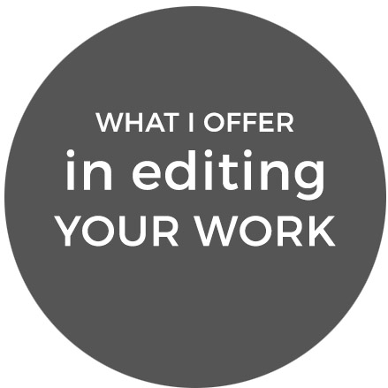 what does an editor do?