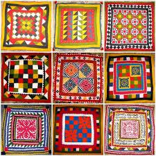 Sindhi quilts