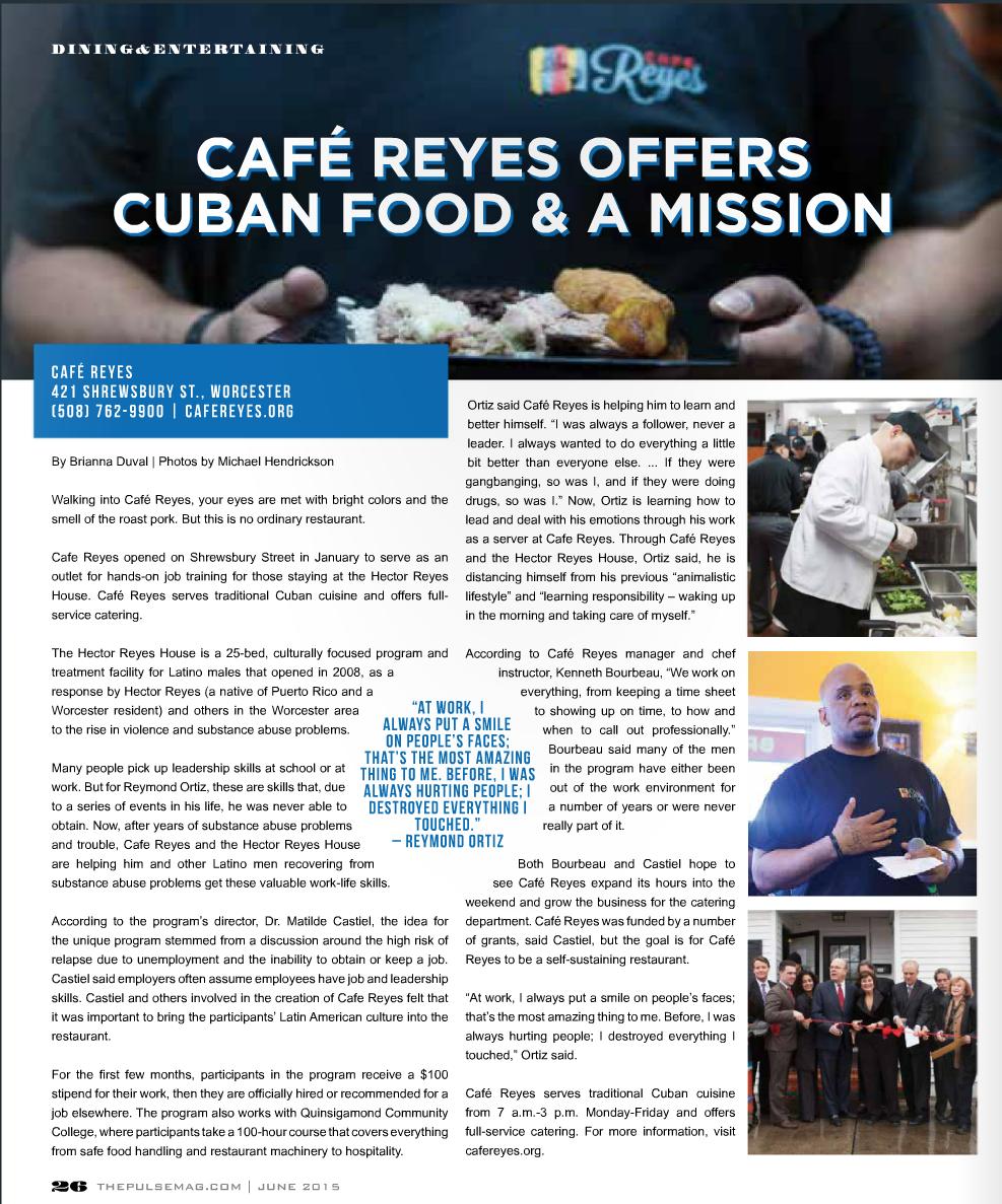 Cafe Reyes