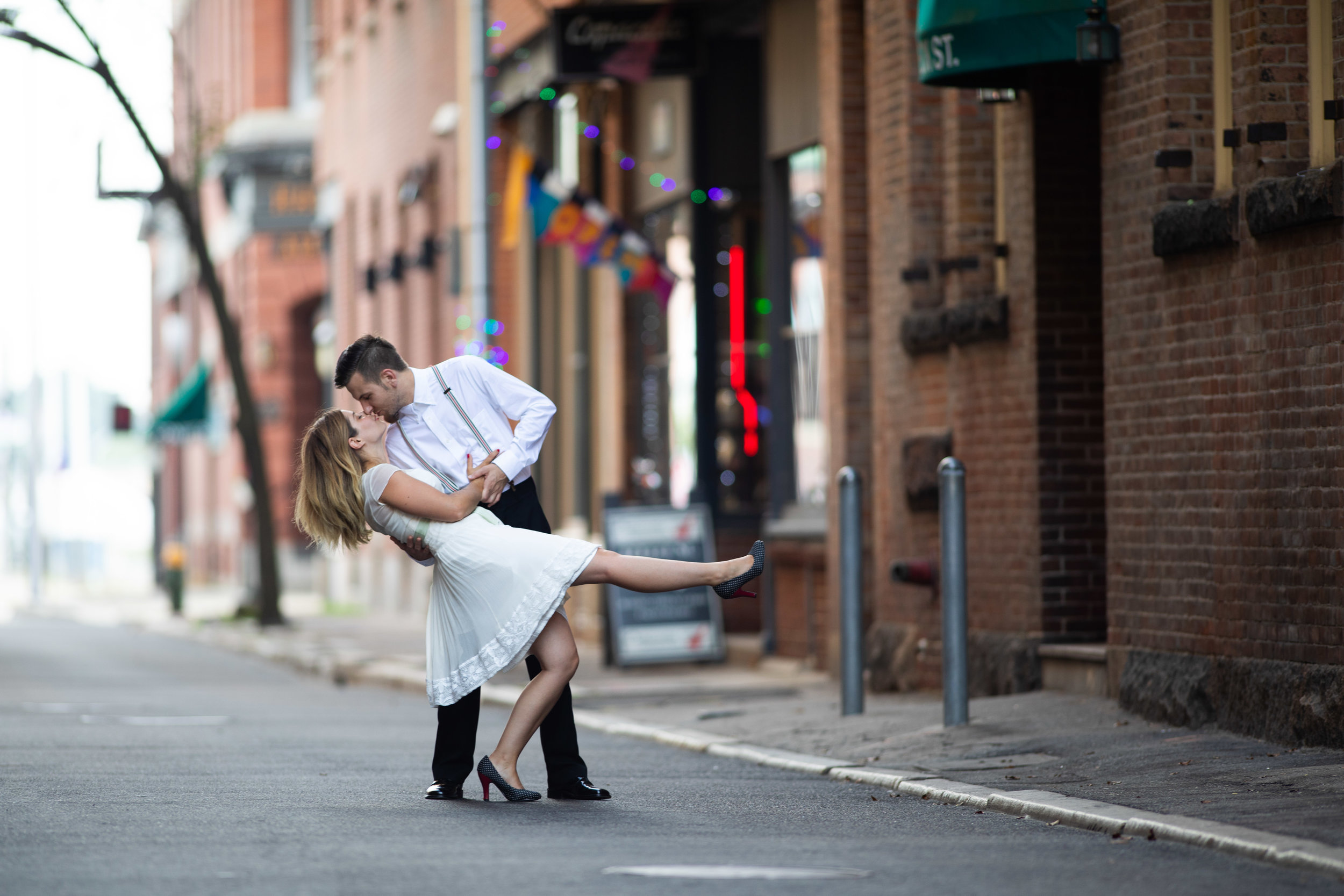 THIS IS AN ENGAGEMENT SESSION I DID IN DOWNTOWN PROVIDENCE, RHODE ISLAND WITH AN UPCOMING WEDDING. THE ENGAGEMENT SESSION IS A REALLY GREAT TIME TO HANG WITH THE BRIDAL COUPLE.
