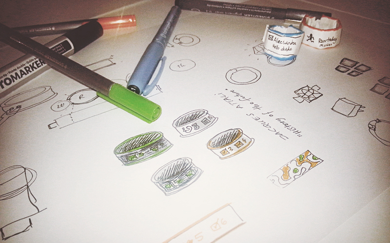 Sketching and paper prototyping the next iteration of the ring. Thanks for the feedback guys (Eddie, Marius, Iulia, Bogdan, Codrin, Iordan, Daniel and those who I don't remember right now)