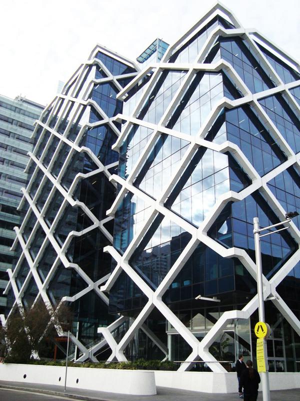 The concrete nest (Sydney)