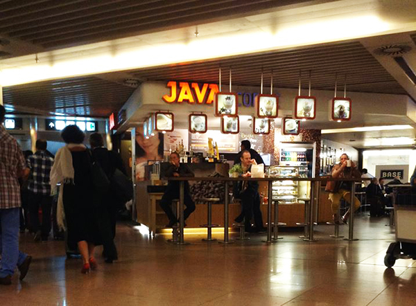 Java Airport Coffee Place (Brussels)