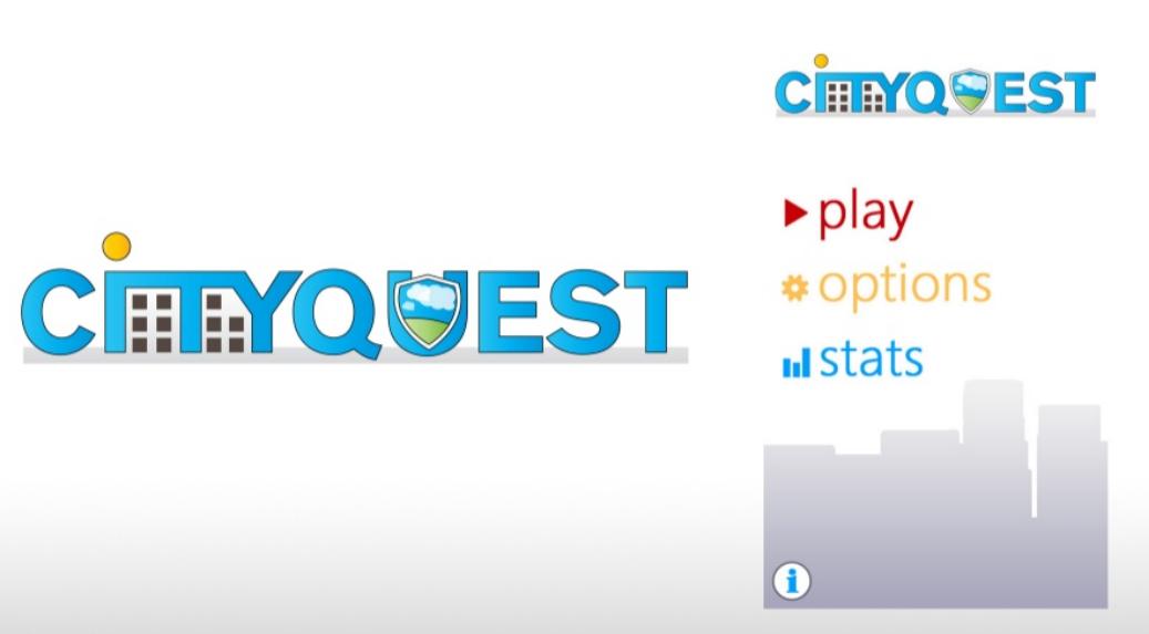 CITYQUEST - the new logo