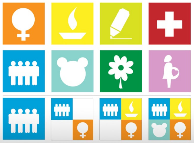 Final MDG icons