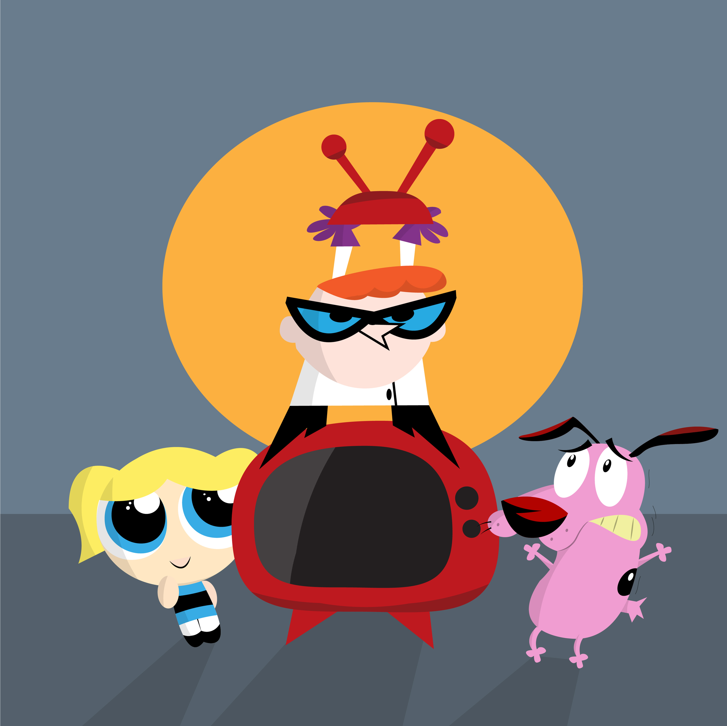 Cartoon Network Characters