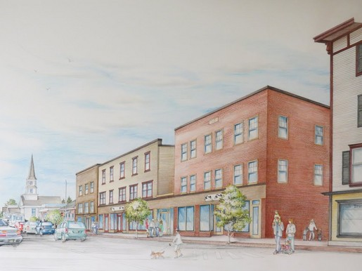 Arthur's Main Street Project, Morrisville