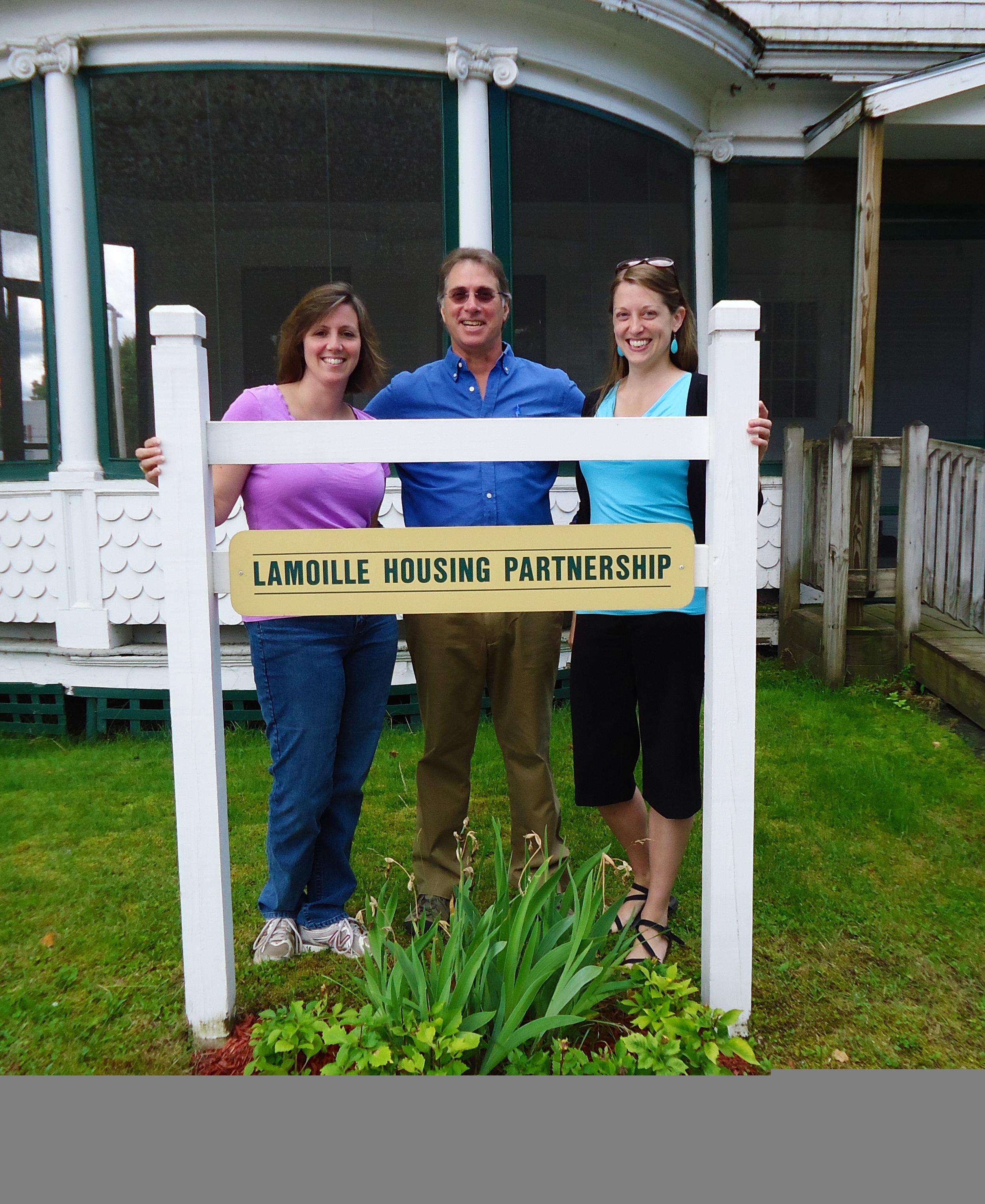 Lamoille Housing Partnership Staff