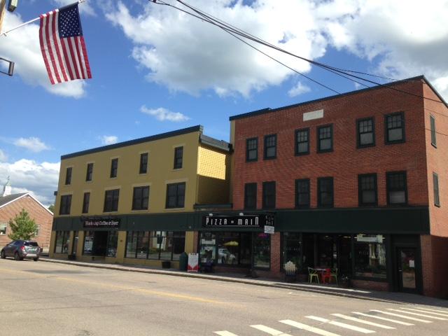 Lamoille Housing Partnership Receives Preservation Award for Arthur's on Main