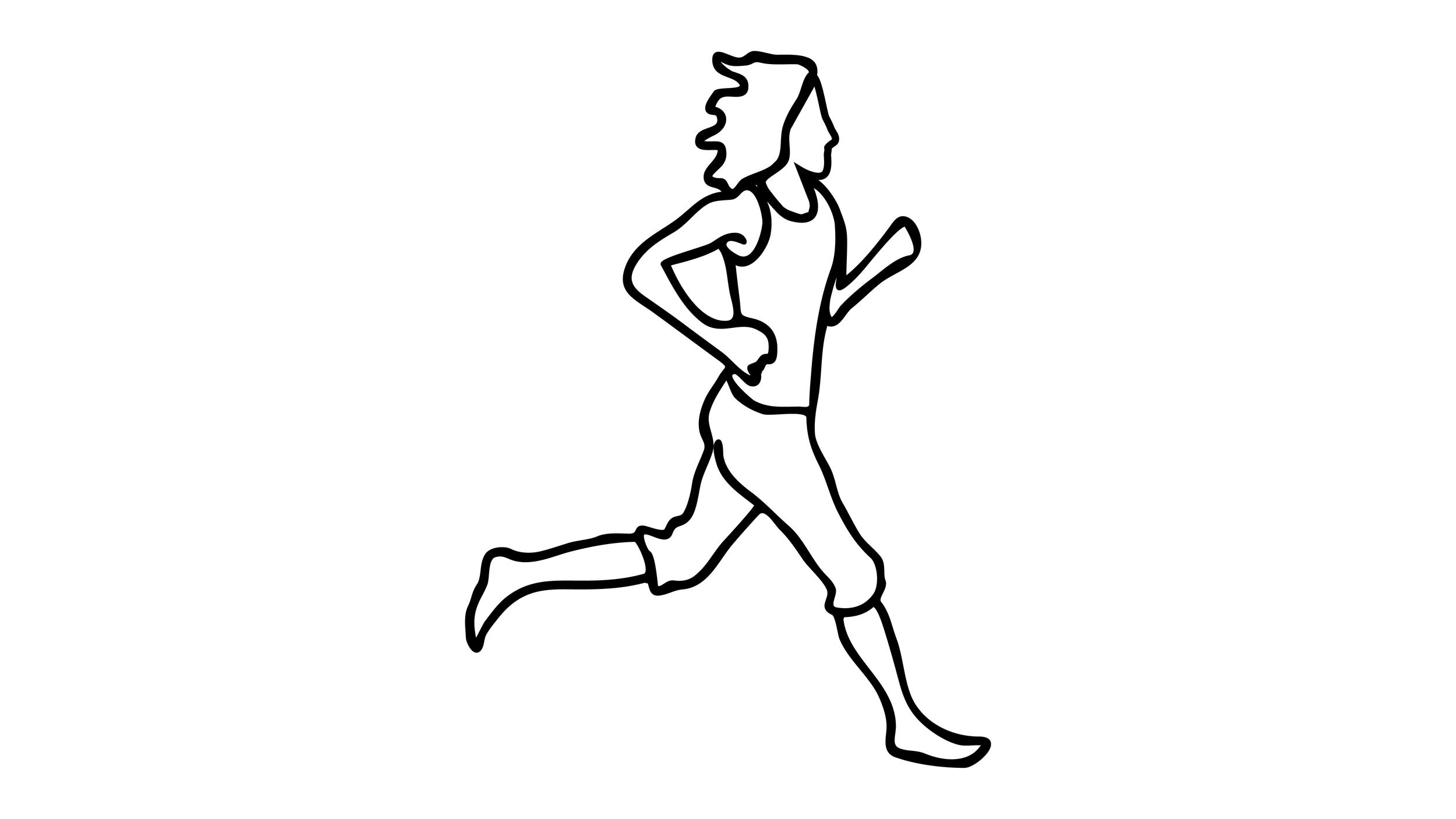 The World Of Jennifer Grantham - Running