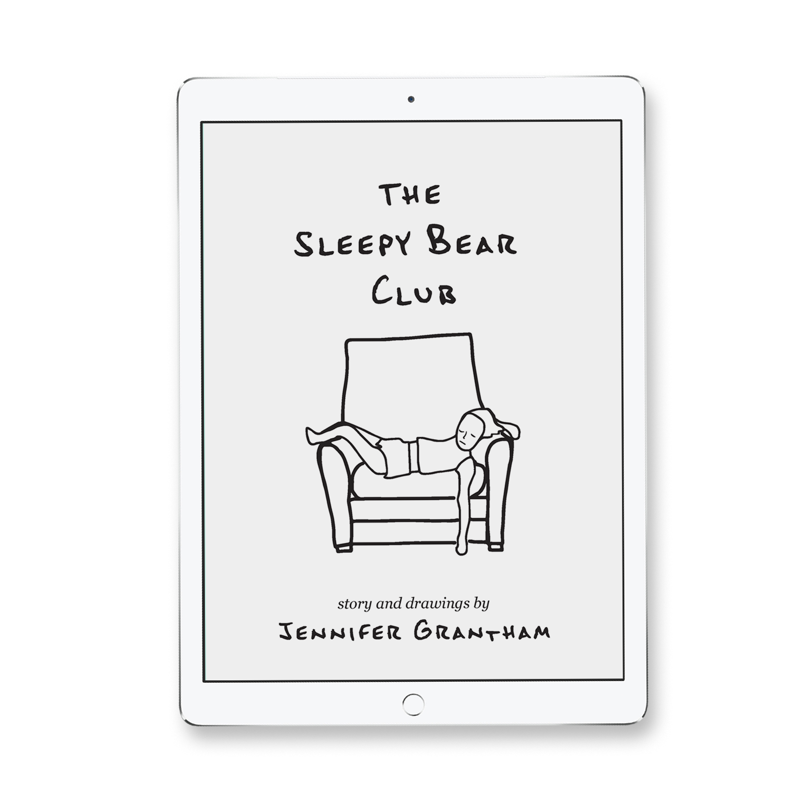 The Sleepy Bear Club on iBooks