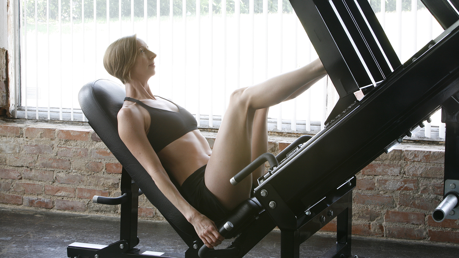 jennifer grantham exercise skills leg press