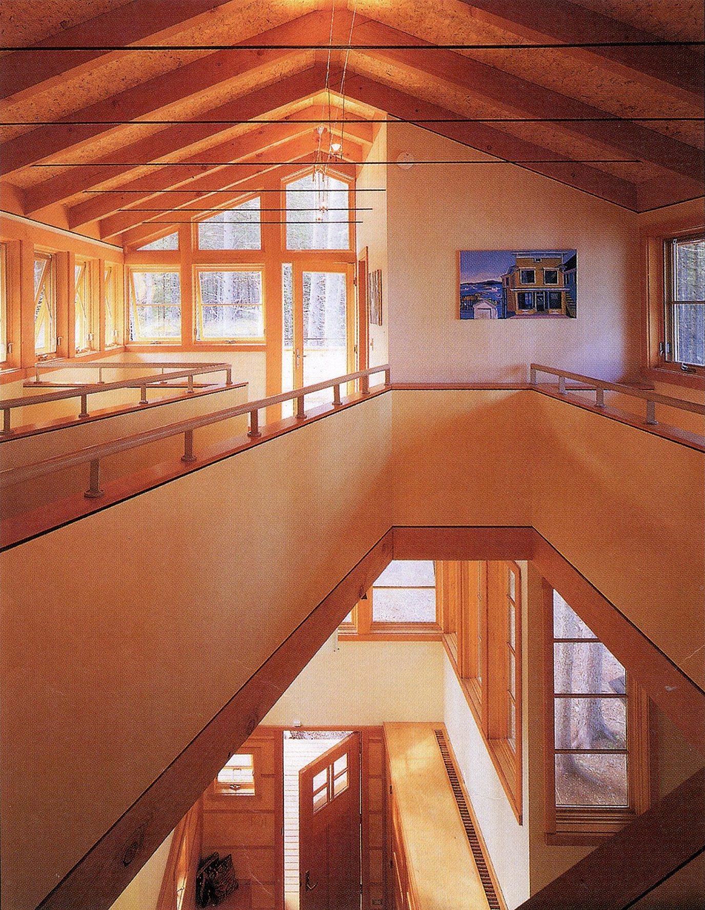 As seen in Down East Magazine March 2002  Architect: Winton F. Scott  Photo: Brian Vanden Brink