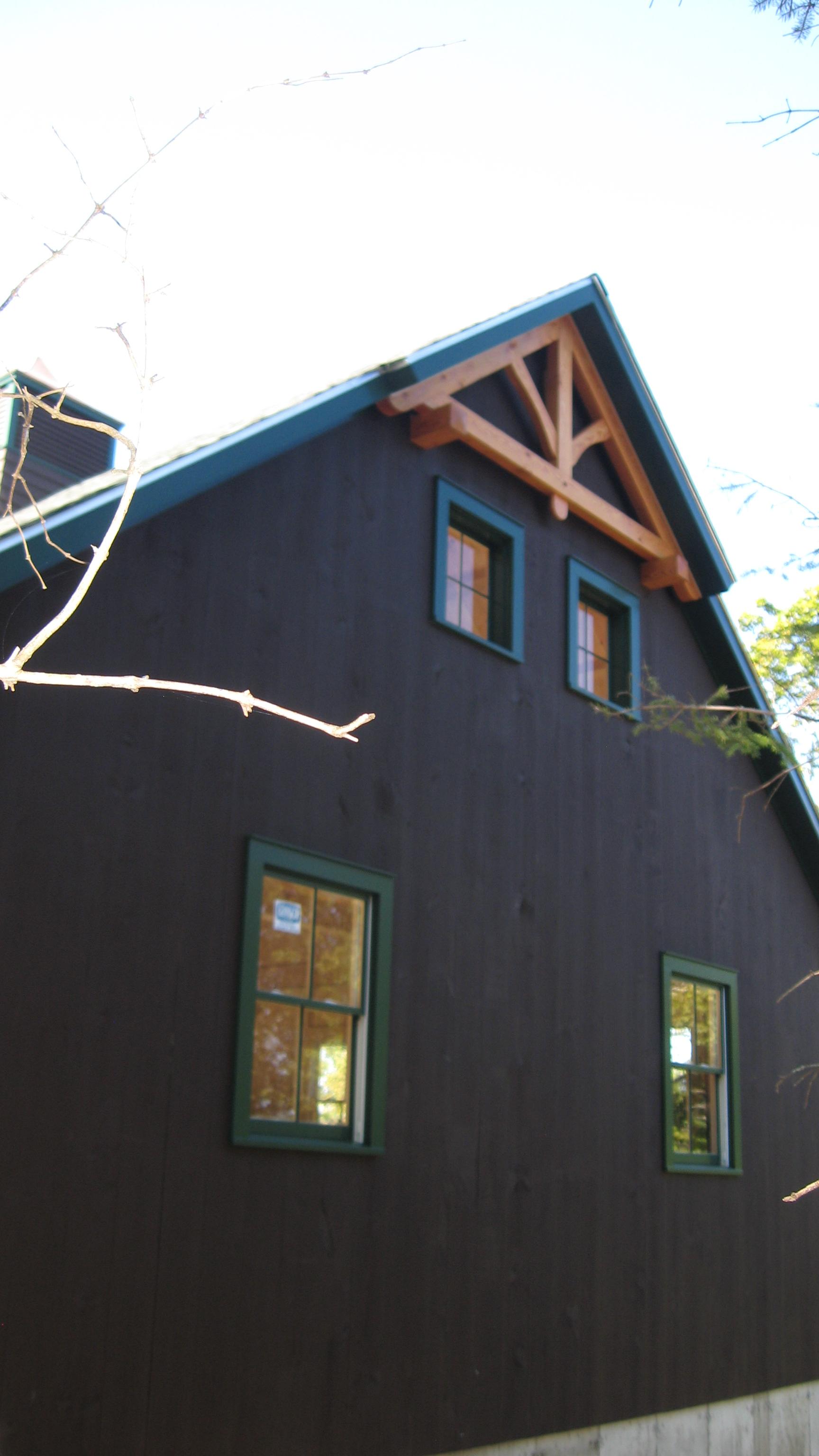Claflin Barn