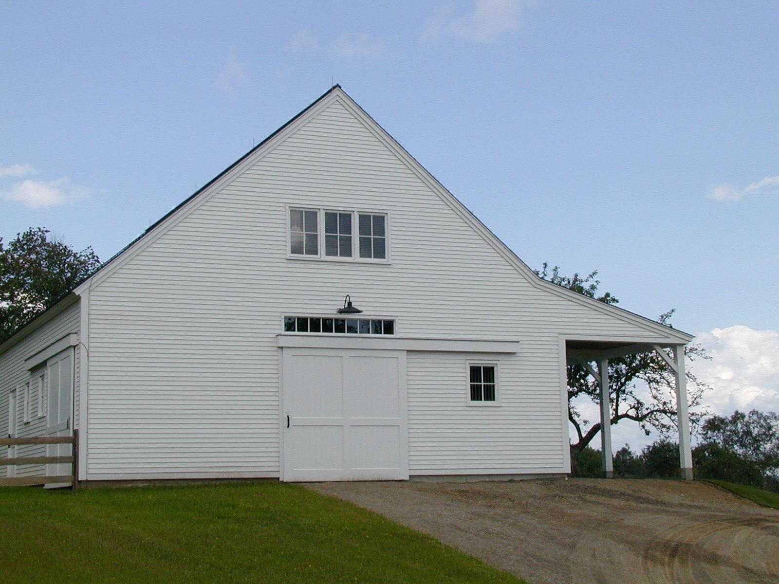 Gilder Horse Barn