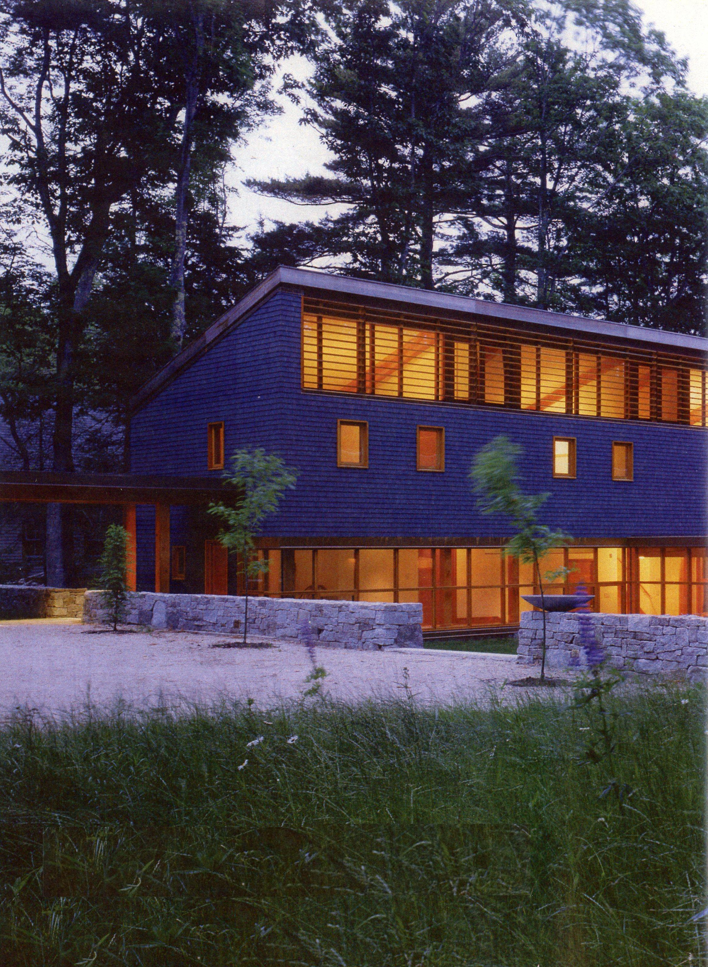As seen in Maine Home + Design, April 2007  Timber Frame by Rockport Post & Beam  Architect: Elliot & Elliot Norelius Architecture   Builder: B.K. Burgess, Inc.
