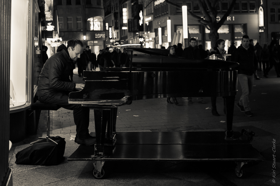 The Pianist - Cologne