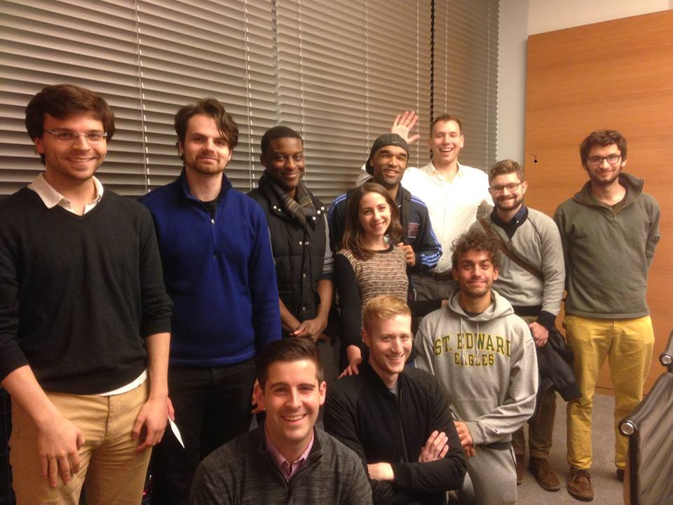 Cast and Design Team for  Othello with TBD