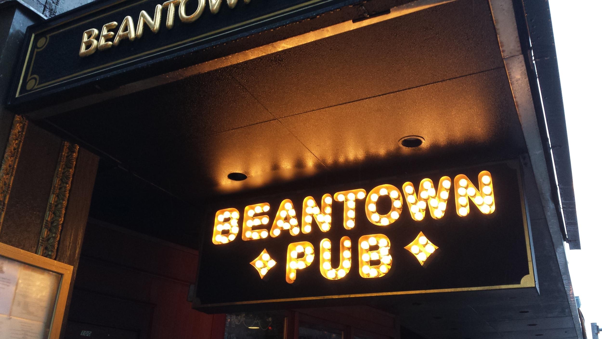 Beantown Pub near BEAM