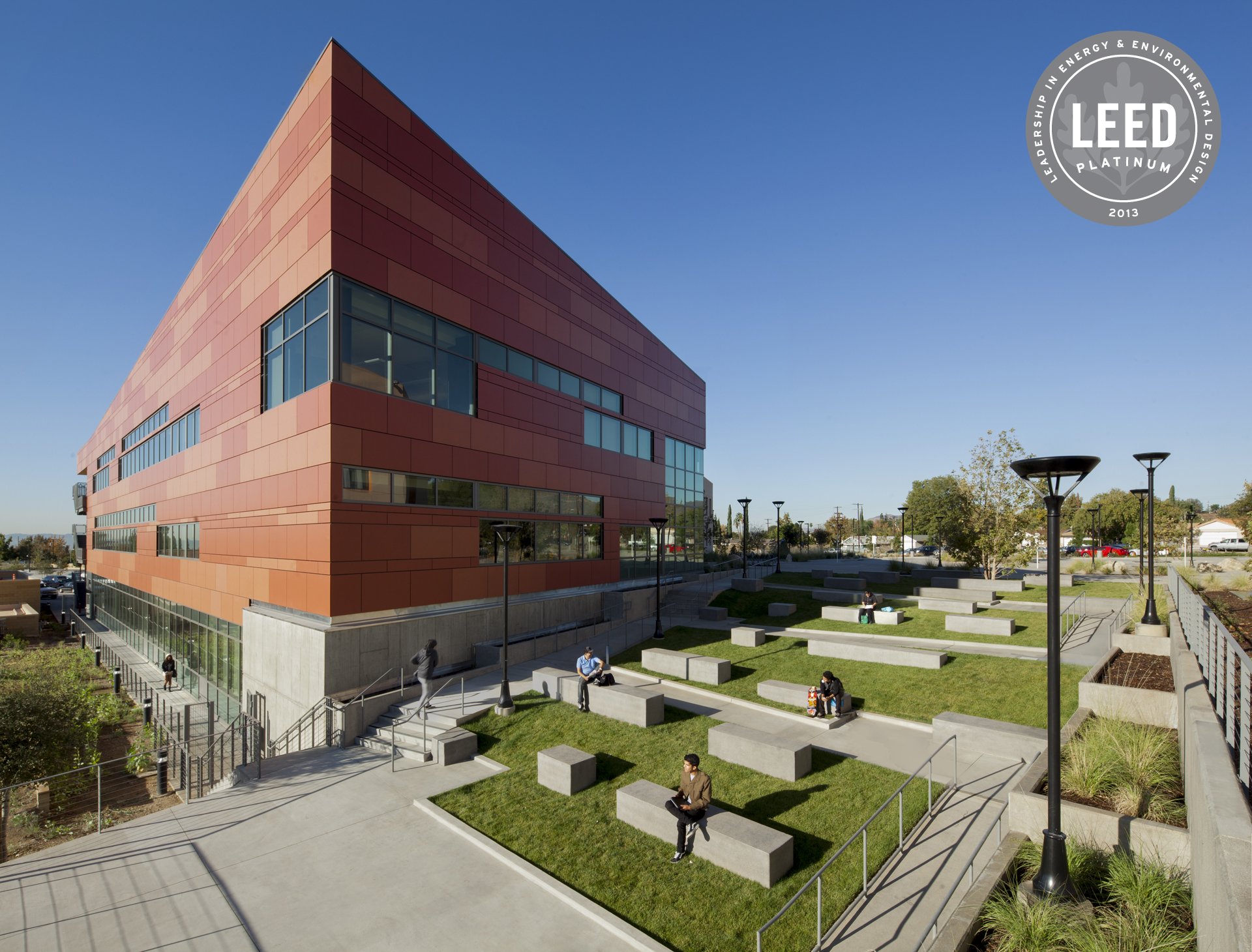 Mission College Center for Math & Science