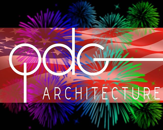 Wishing everyone a safe and happy #4thofjuly #holiday! 🇺🇸🎆#july4th #independenceday #americasbirthday #celebration #fireworks #qdgarchitecture