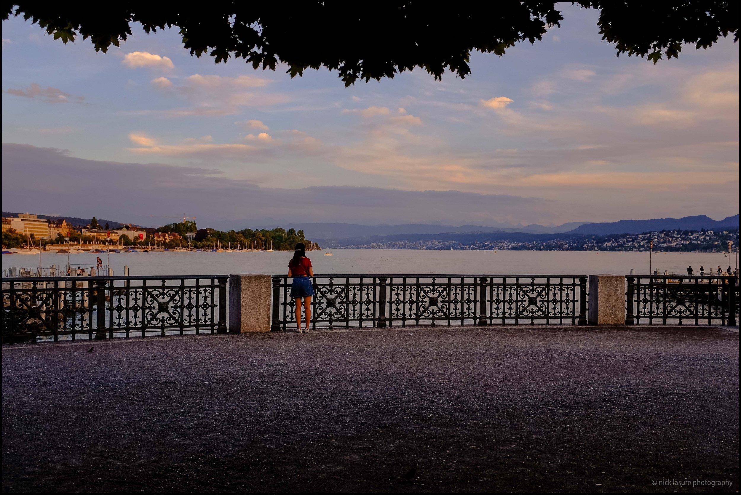 Lake Zurich - X100T