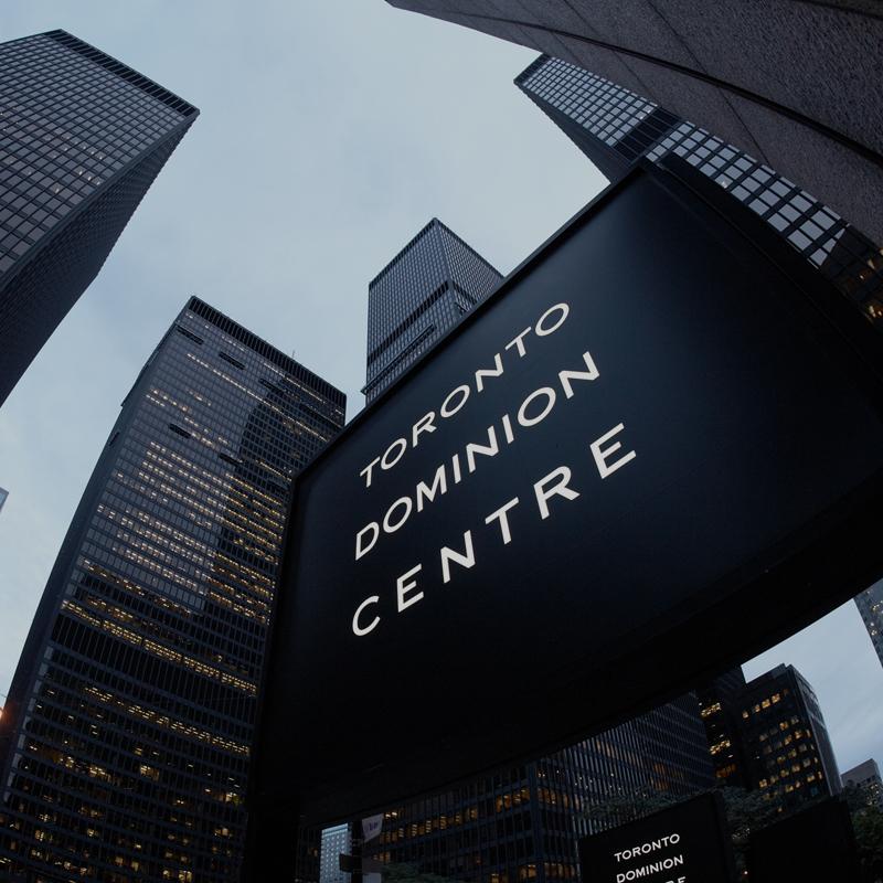 Toronto-Dominion Centre Leasing Presentation