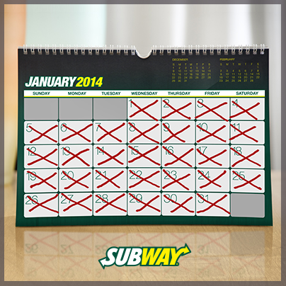 January is almost over!