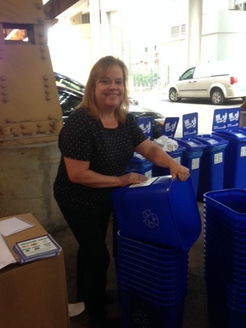 Set up recycling programs
