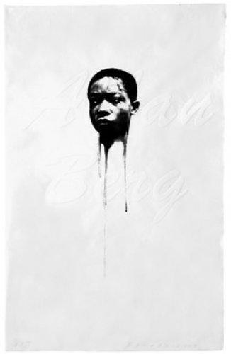 Alban Berg | 2008 | Técnica mista | 97 x 61 cm | Edition 50