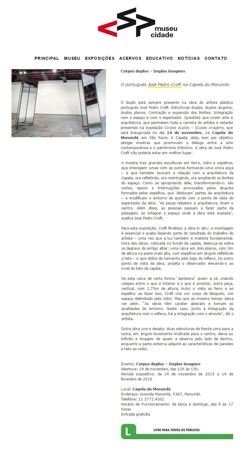 JOSÉ PEDRO CROFT NO SITE MUSEU DA CIDADE - SP 12-11.jpg