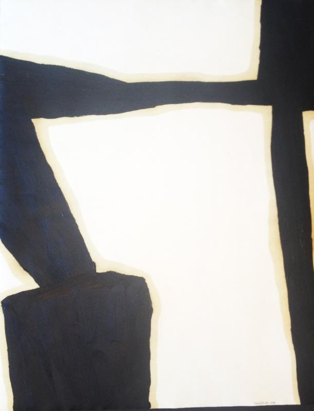 2010 | Óleo s/ papel | 63 x 48 cm