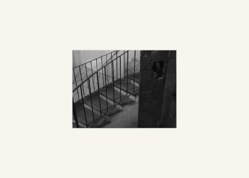 S/ Título | 2014 | Água-tinta, Água-forte, ponta seca e fotogravura | 45 x 32,5 cm