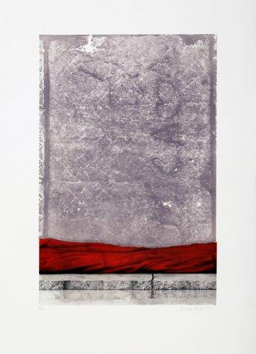 Sem título | 2017 | Litogravura | 76 x 57 cm | Edição 20
