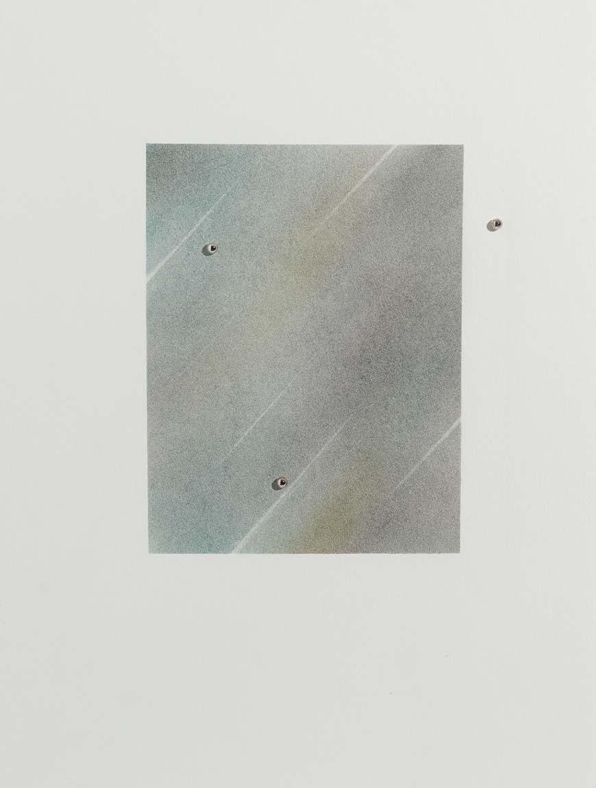 Copy of Sem título | 2015 | desenho | pastel e resina sobre cartão| 31 x 23,5 x 0,4 cm (sem moldura) | 46,5 x 38,5 x 5,5 cm (com moldura)