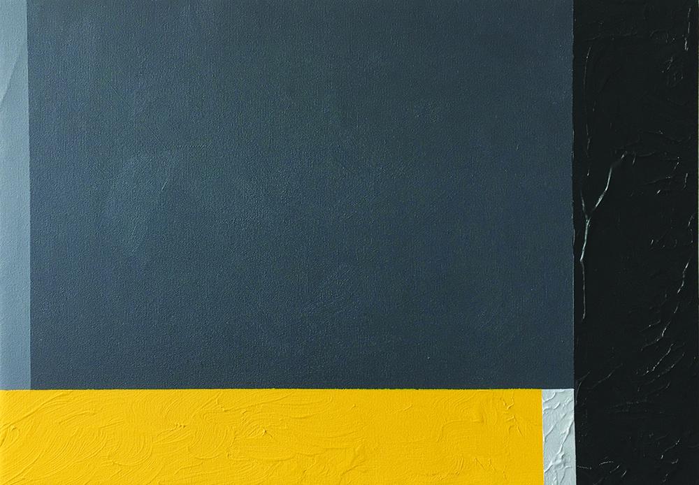 Eduardo Sued   2017   acrílica sobre tela   59 x 70 cm
