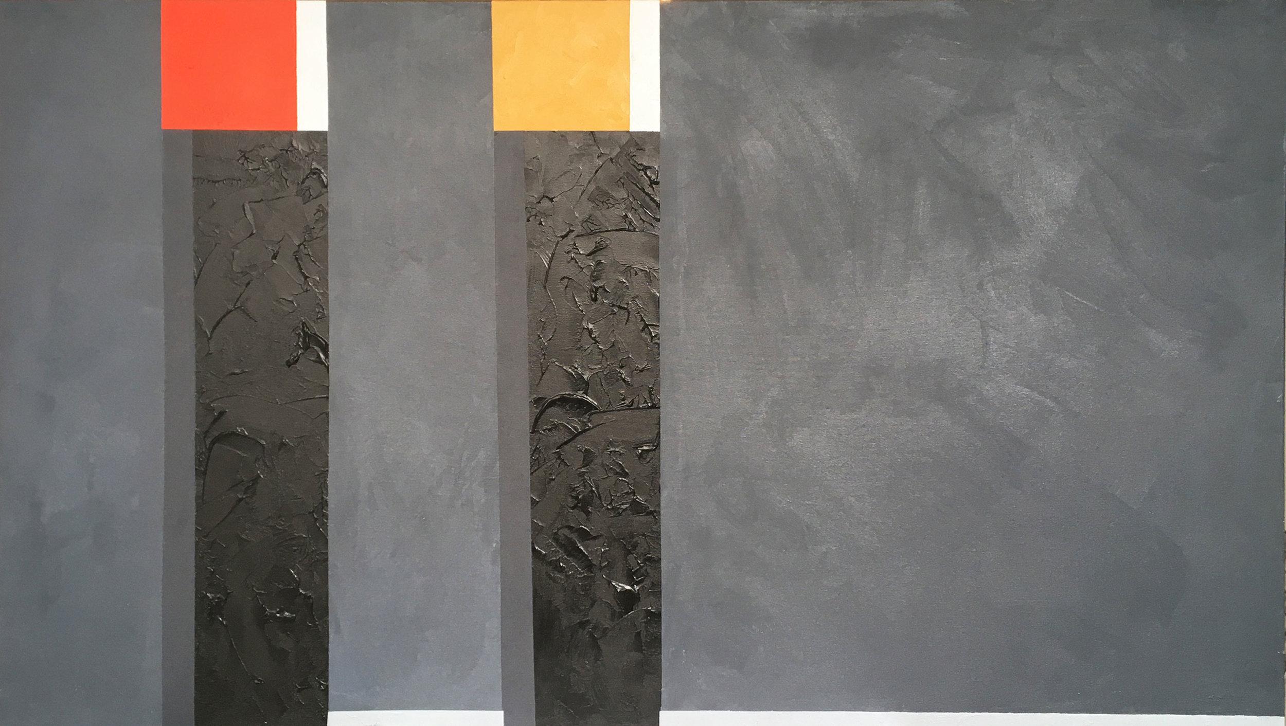Eduardo Sued   2017   acrílica sobre tela   100 x 170 cm